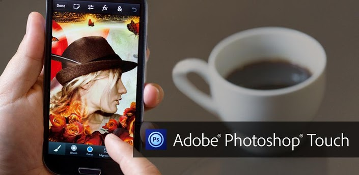 Photoshop Touch para Smartphones iOS y Android