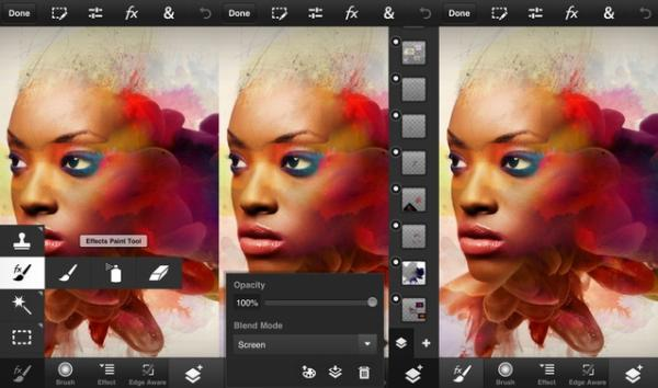 Photoshop Touch para Smartphones