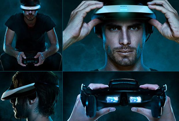 Sony lanza su Visor 3D Personal que permiten jugar en la Play Station 3 sin un Televisor
