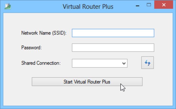 Compartir la conexión a internet de mi PC con otros equipos – Virtual Router Plus