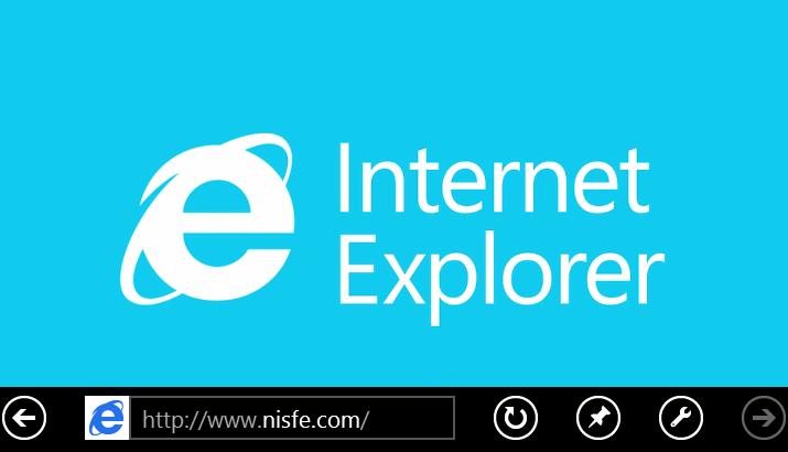 Como activar la versión Metro de Internet Explorer 10