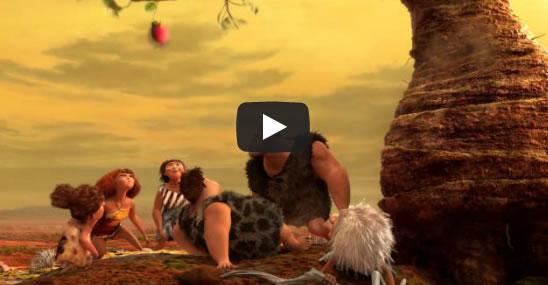 Rovio y DreamWorks anuncian el juego de Los Croods