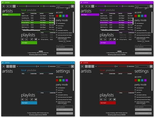 Reproductor de Audio para Windows