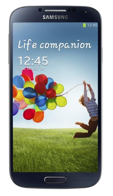 Samsung GALAXY S 4 negro