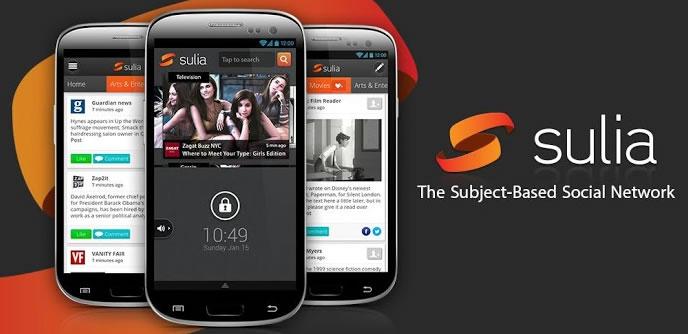 Personaliza la pantalla de bloqueo de Android con Sulia Quick Launch