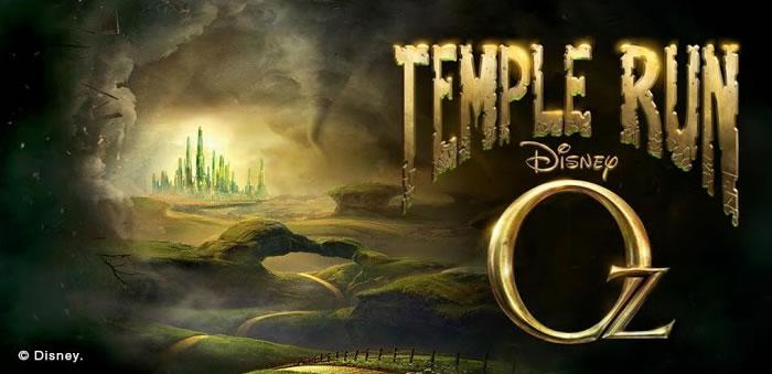 Temple Run: Oz – un increíble juego para Android en el mágico mundo de Oz