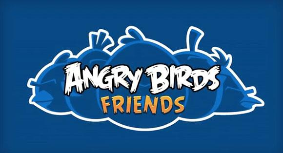 Angry Birds Friends para los dispositivos de iOS y Android - muy pronto