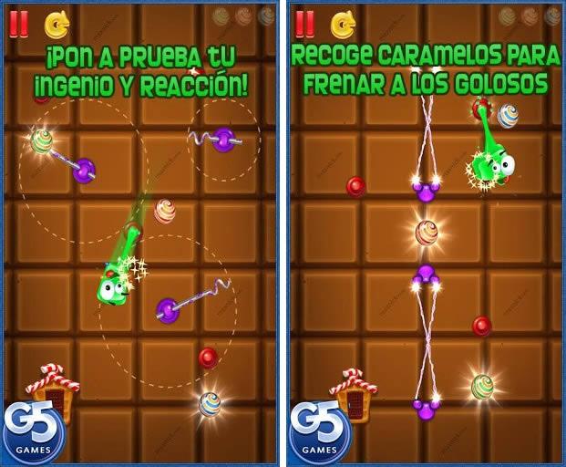 Gree Jelly juego para android