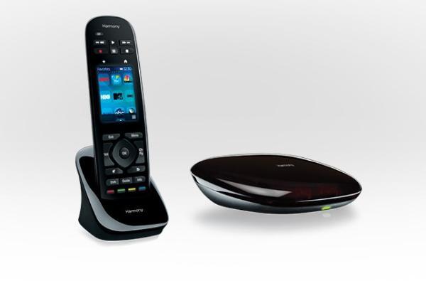 Logitech muestra dos nuevos controles universales: Harmony Ultimate y del Harmony Smart Control