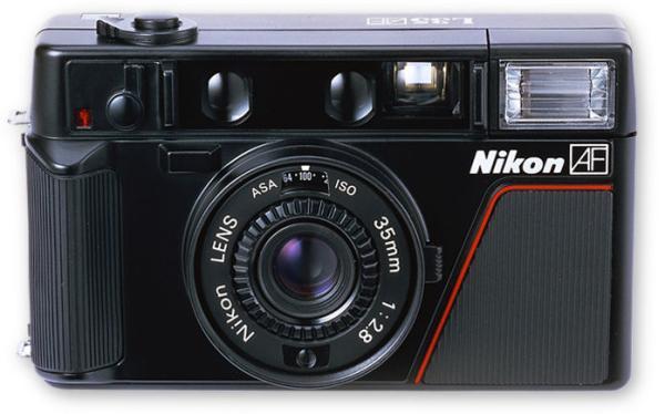 Nikon L35 AF de 1983