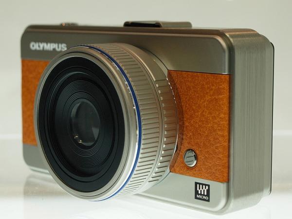 Olympus Micro 4-3