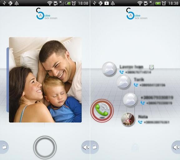 Active Lock Screen – Utiliza la pantalla de bloqueo para tener acceso a cualquier herramienta