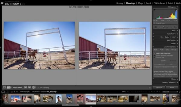 Adobe Photoshop Lightroom 5 versión beta ya disponible para su descarga