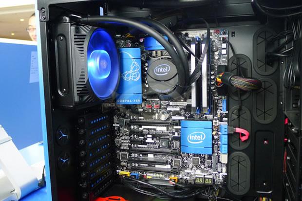 Intel presenta la placa base DZ87KL-75K que puede ser la última del fabricante