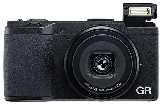 Ricoh GR cámara compacta con sensor DSLR