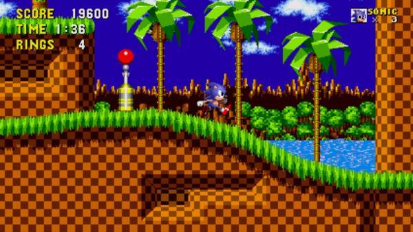 Sonic: the Hedgehog - Primer juego de Sonic llega a iOS y Android
