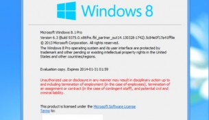 Windows Blue puede llamarse Windows 8.1 - RUMOR