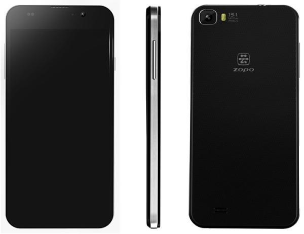 Zopo C2 smartphone chino de bajo costo con procesador quad core