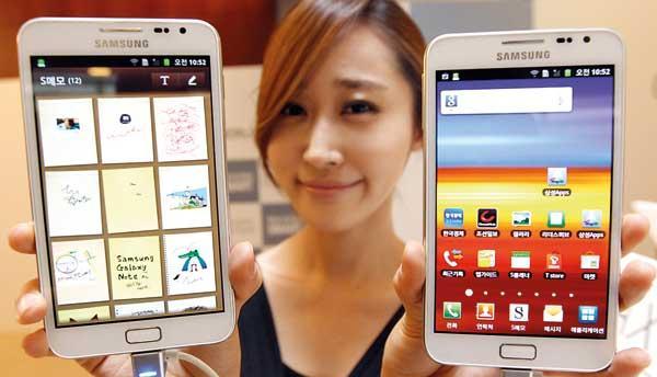Samsung Galaxy Mega con pantalla de 5,8 pulgadas puede estar en camino