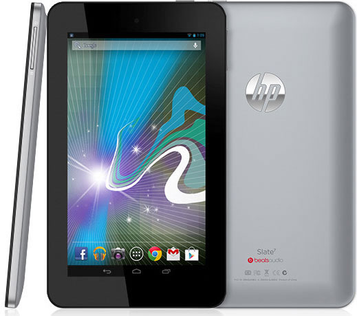 HP Slate 7 la primera tablet con Android de HP ya disponible