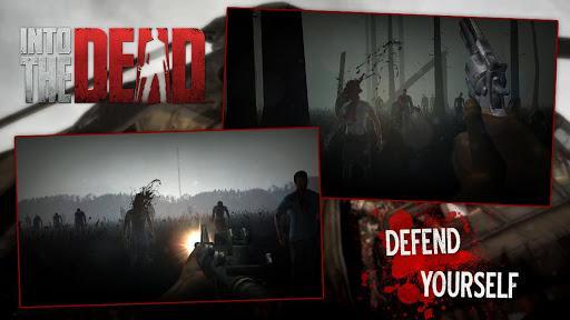Into the Dead  escapa de la plaga de los muertos vivientes