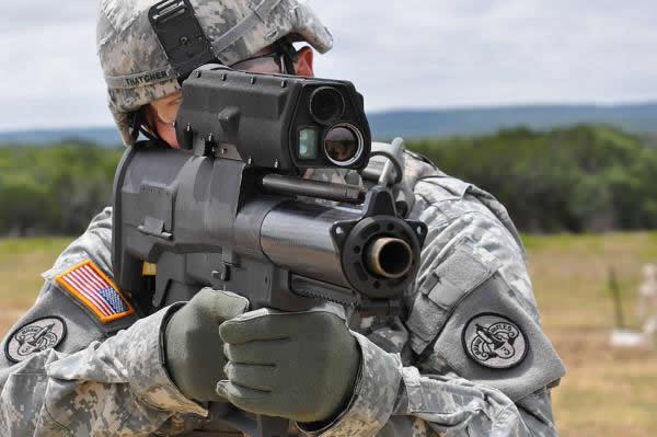 Ocho armas futuristas que estan siendo desarrolladas