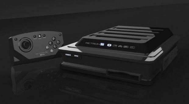 RetroN una consola para jugar los juegos de la SNES, Mega Drive entre otras