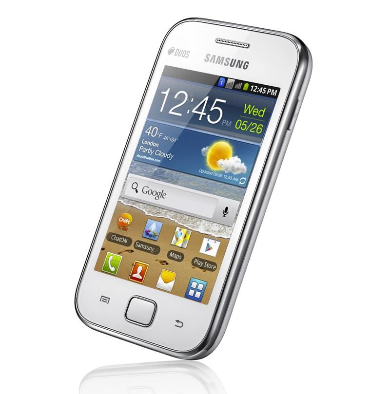 Galaxy Ace 3 vendrá con versión dual sim, pantalla HD de 4 pulgadas y Jelly Bean