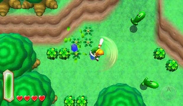 Un nuevo juego de The Legend of Zelda para la Nintendo 3DS ha sido anunciado