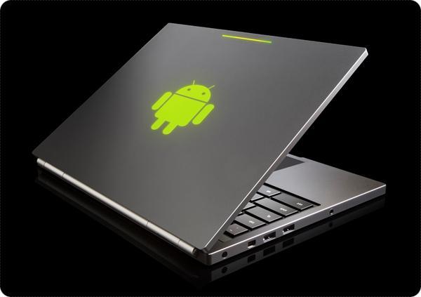 AndroidBooks, el ordenador portátil de Samsung con Android