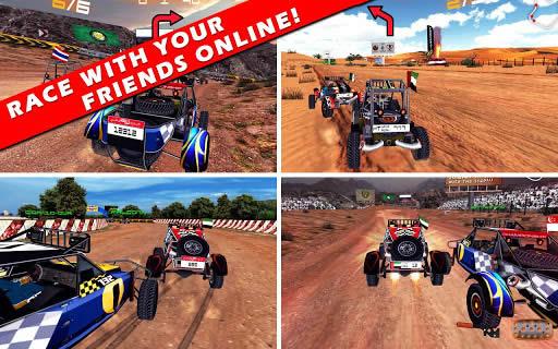 Badayer Racing para Android