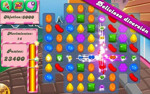 Candy Crush Saga - juego