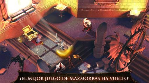 Dungeon Hunter 4, la aventura continua en un mundo lleno de demonios