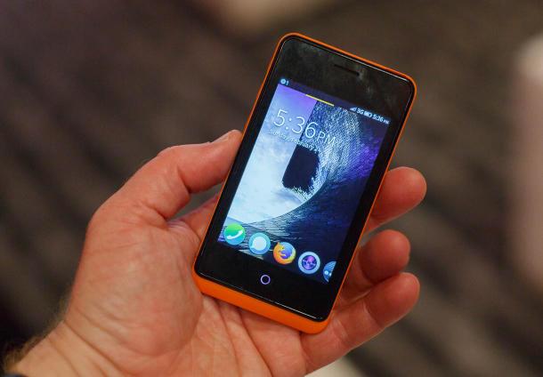 Mozilla puede lanzar tablet con Firefox OS a comienzos de junio
