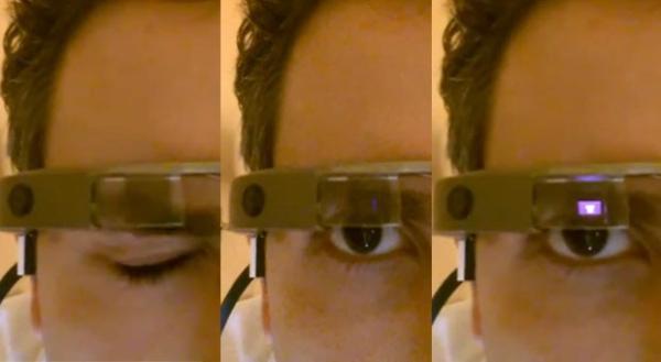 Google Glass, aplicación para tomar fotos y bloquear la pantalla