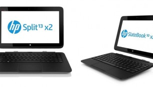 HP Split x2 y HP SlateBook x2 dos híbridos con Windows y Android