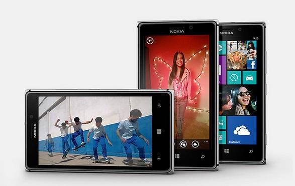 Lumia 925 de aluminio