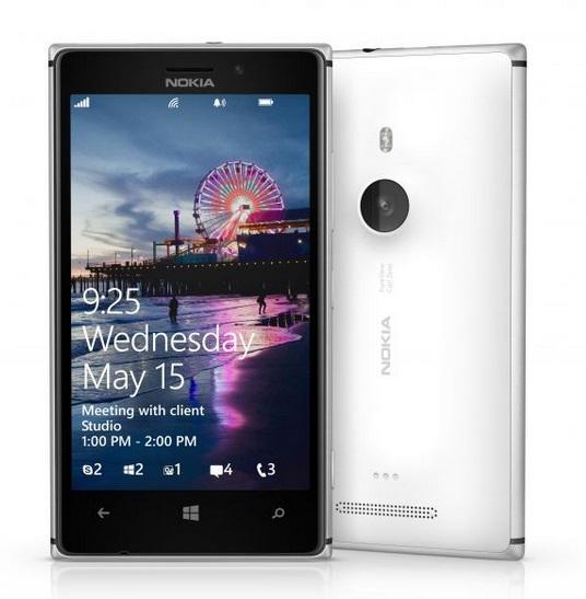 Lumia 925 hardware