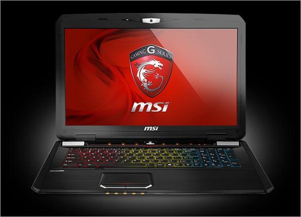 GX70 y GX60, los ordenadores portátiles para gamers de MSI disponibles en las tiendas