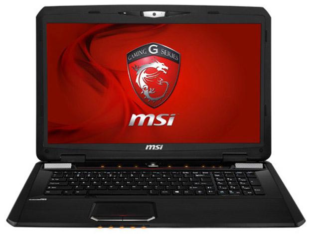 MSI GX70 un ordenador portátil para gamers con un hardware potente