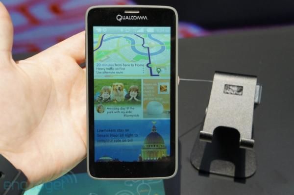 Qualcomm revive su línea de pantallas Mirasol con bajo consumo de energía