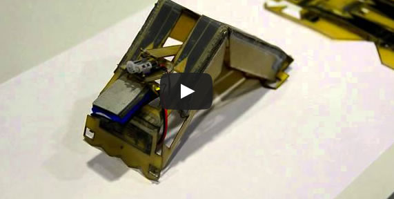 MIT y Harvard crean un robot que puede armarse solo