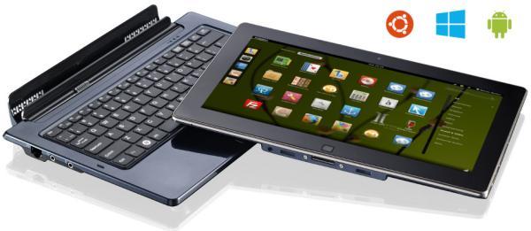 Tablet Python S3 con Android, Windows 8 y Ubuntu