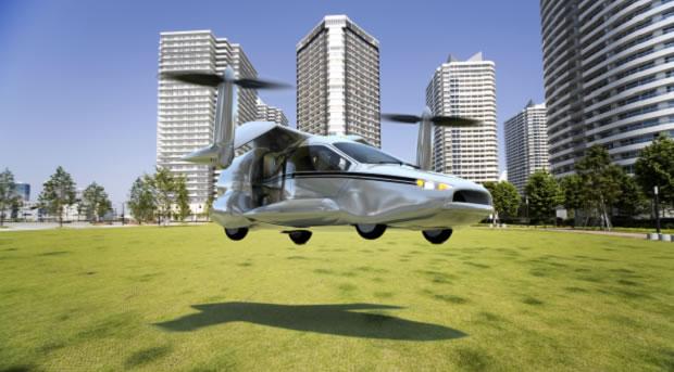 coche avion TF-X