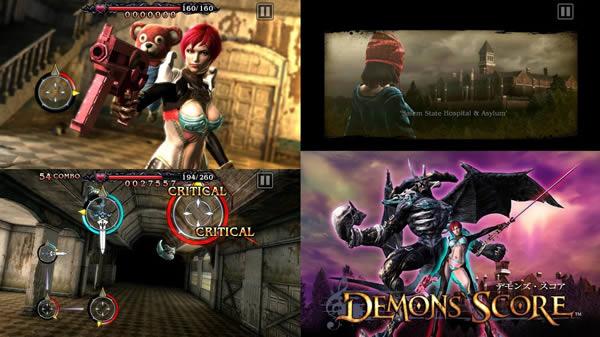 Demon's Score, un juego de acción para iOS y Android