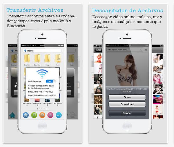 File Master para iOS, administra tus archivos de forma muy fácil