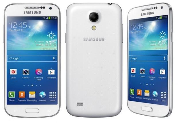Galaxy S4 Mini es anunciado de forma oficial por Samsung