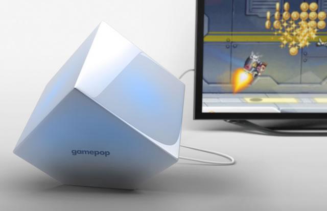 """GamePop: consola Android que quiere convertirse en el """"Netflix de los juegos"""""""