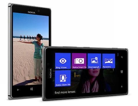 Nokia Lumia 925 con Windows Phone 8, cuerpo de aluminio y PureView