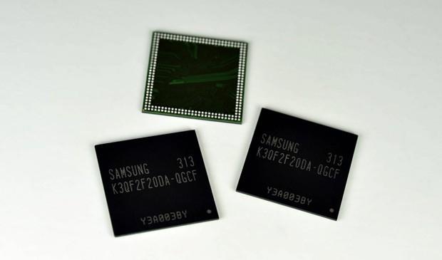 Memoria RAM de Samsung hará que los smartphones sean tan potentes como los PCs